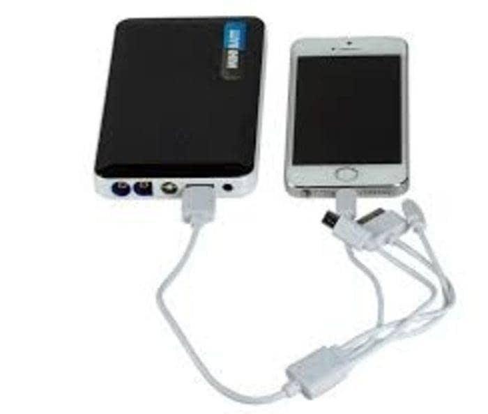 Arrancador y Cargador de bater/ía Minibatt Pocket