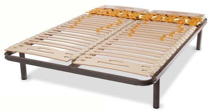 Somier Modelo Base Extra   El Rey de las Camas   Colchonería - Muebles