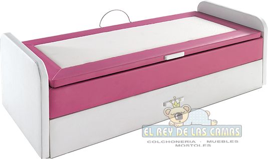 CANAPE MODELO DUMBO | El Rey de las Camas | Colchonería - Muebles