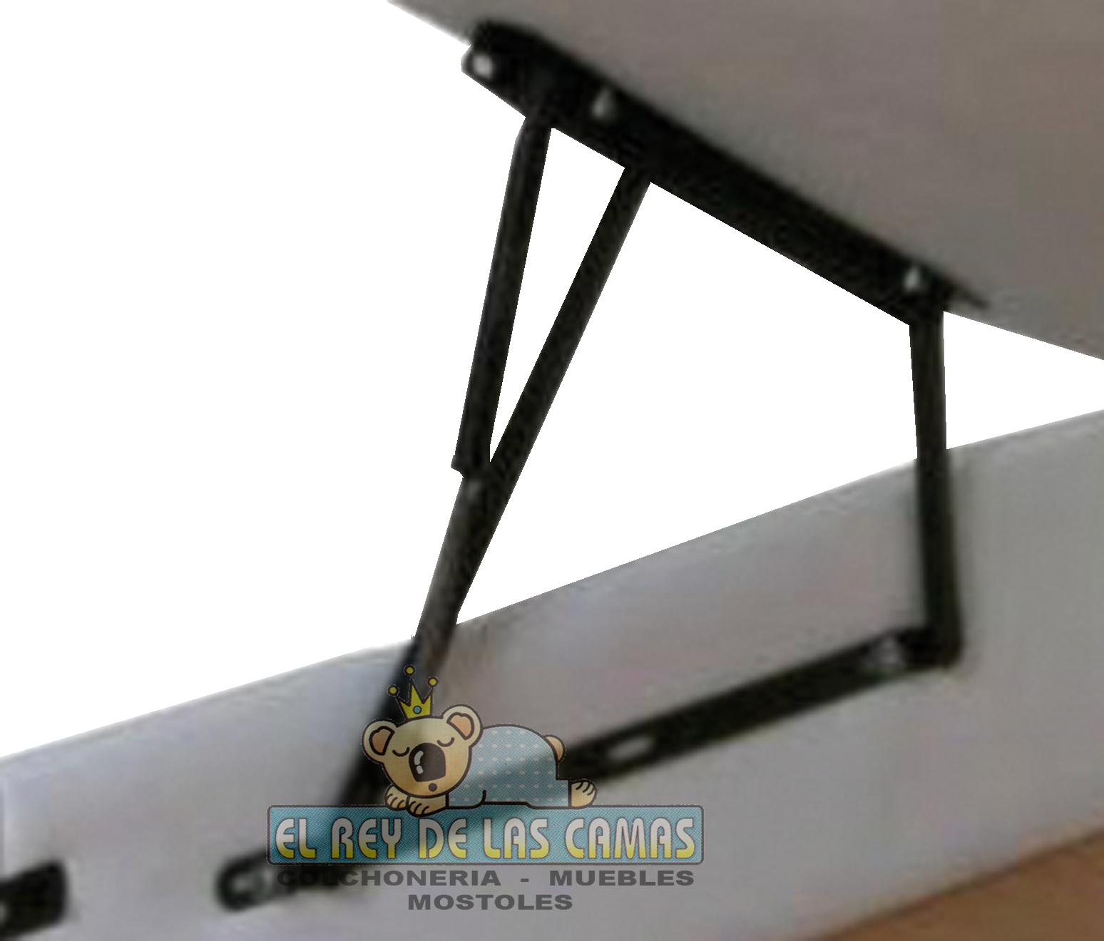 Canape Abatible Maxi-box | El Rey de las Camas | Colchonería - Muebles