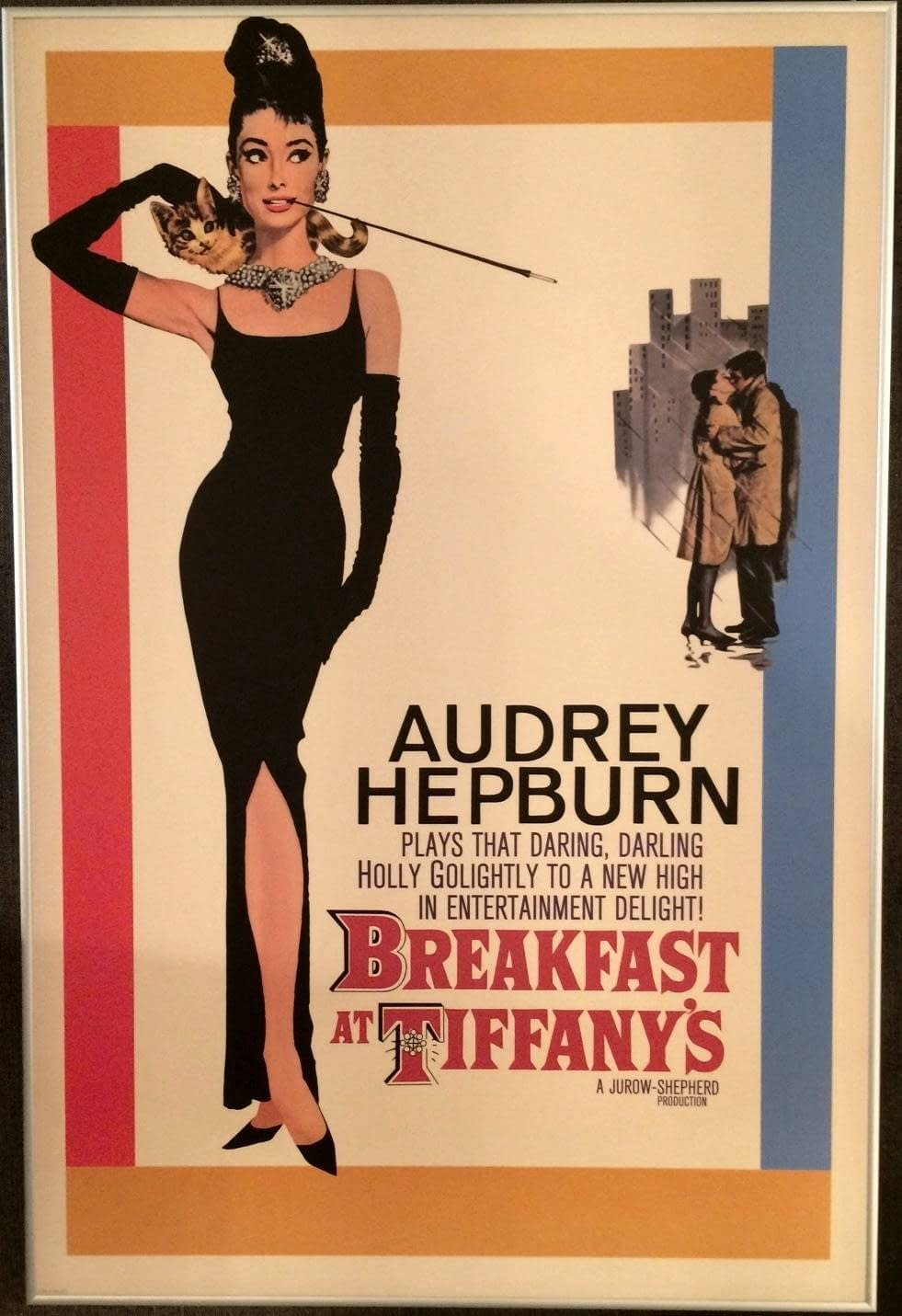 Cuadro \'audrey Hepburn: Breakfast At Tiffanys\' | Casa escudero