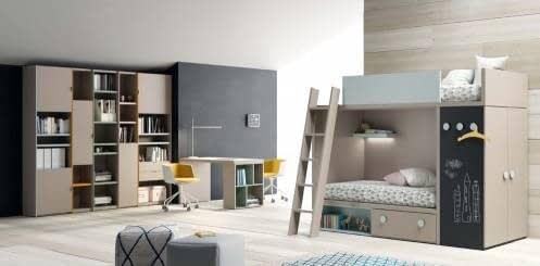 Dormitorio Juvenil | Tienda de muebles y decoración en Les Corts ...