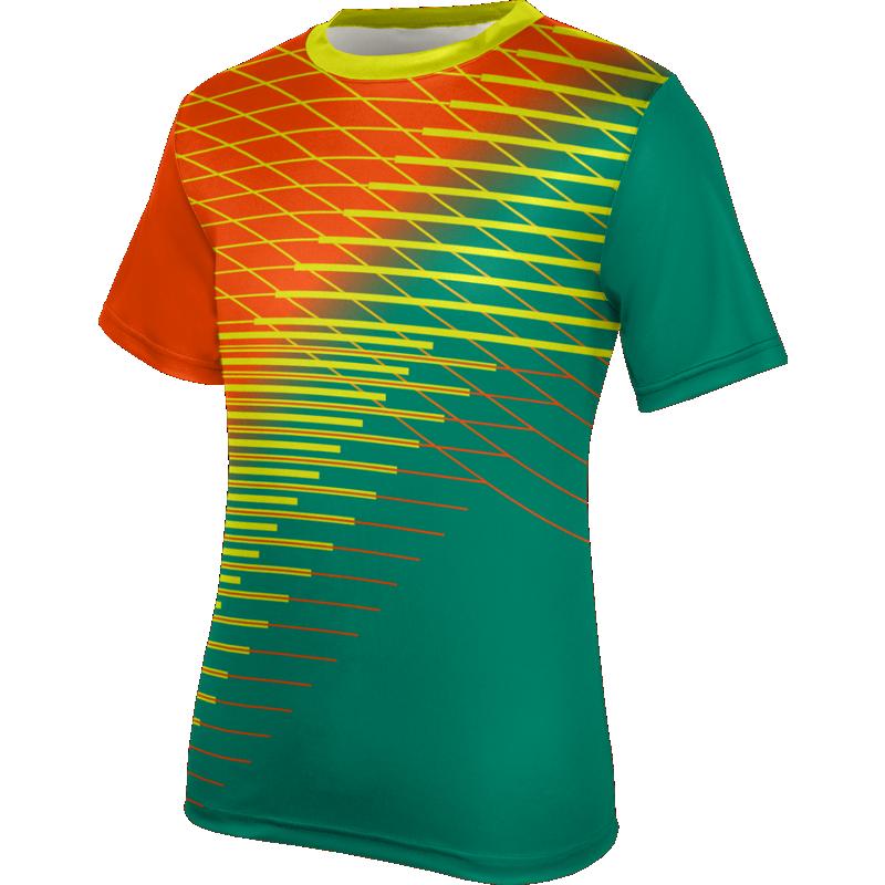 01c894a6ff7ea Camisetas Futbol Sublimadas