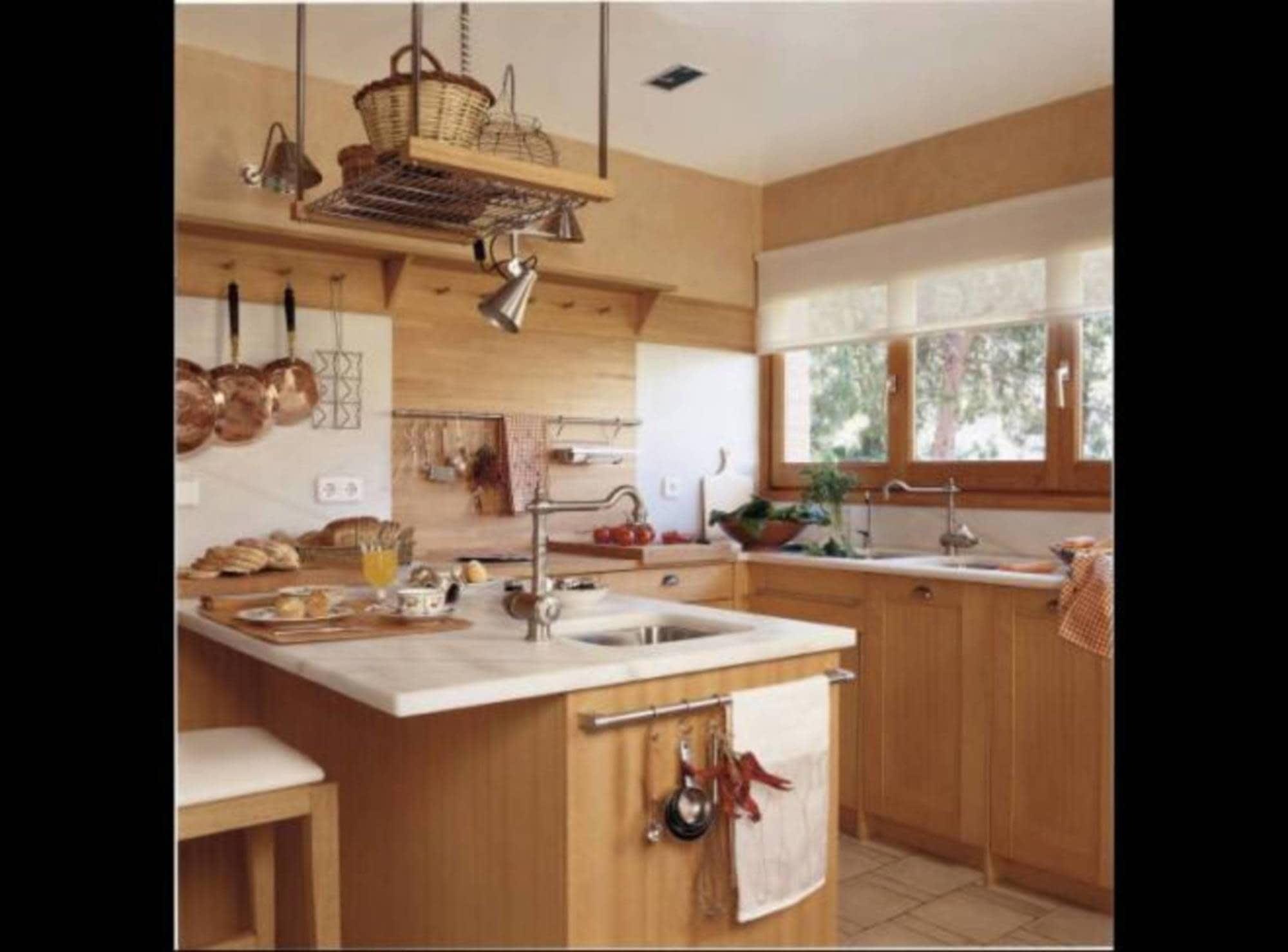 Perfecto Cocina Inteligente Embellecimiento - Como Decorar la Cocina ...