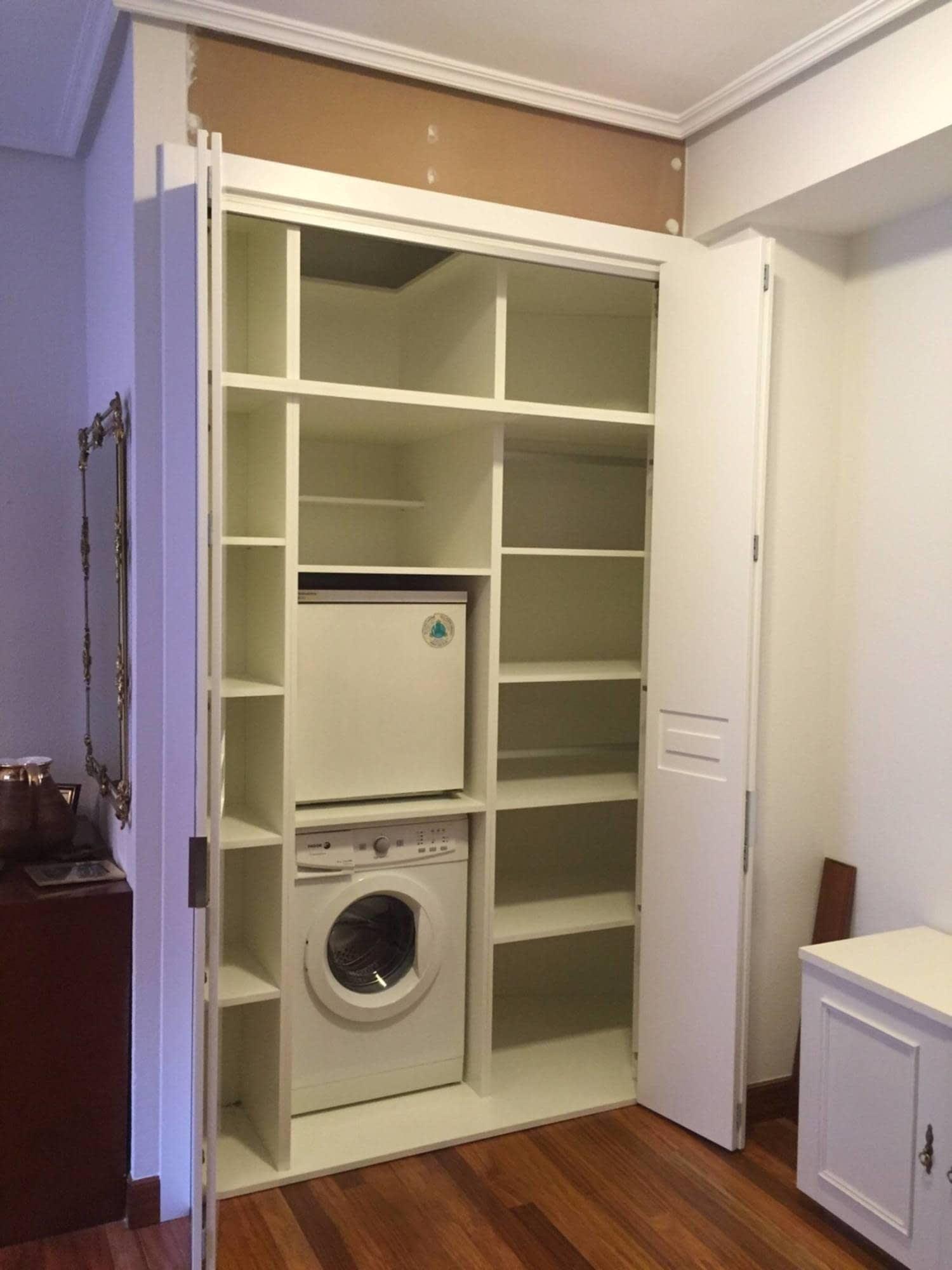 Muebles para lavadora exterior mueble para lavadora - Armario lavadora exterior ...