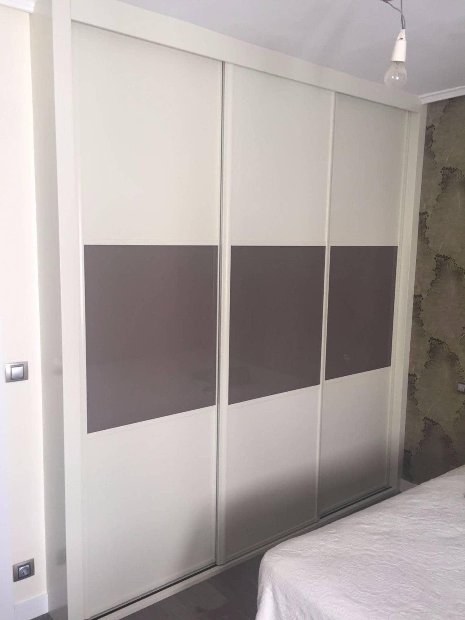Puertas armarios empotrados blancos cheap beautiful - Armarios empotrados puertas ...