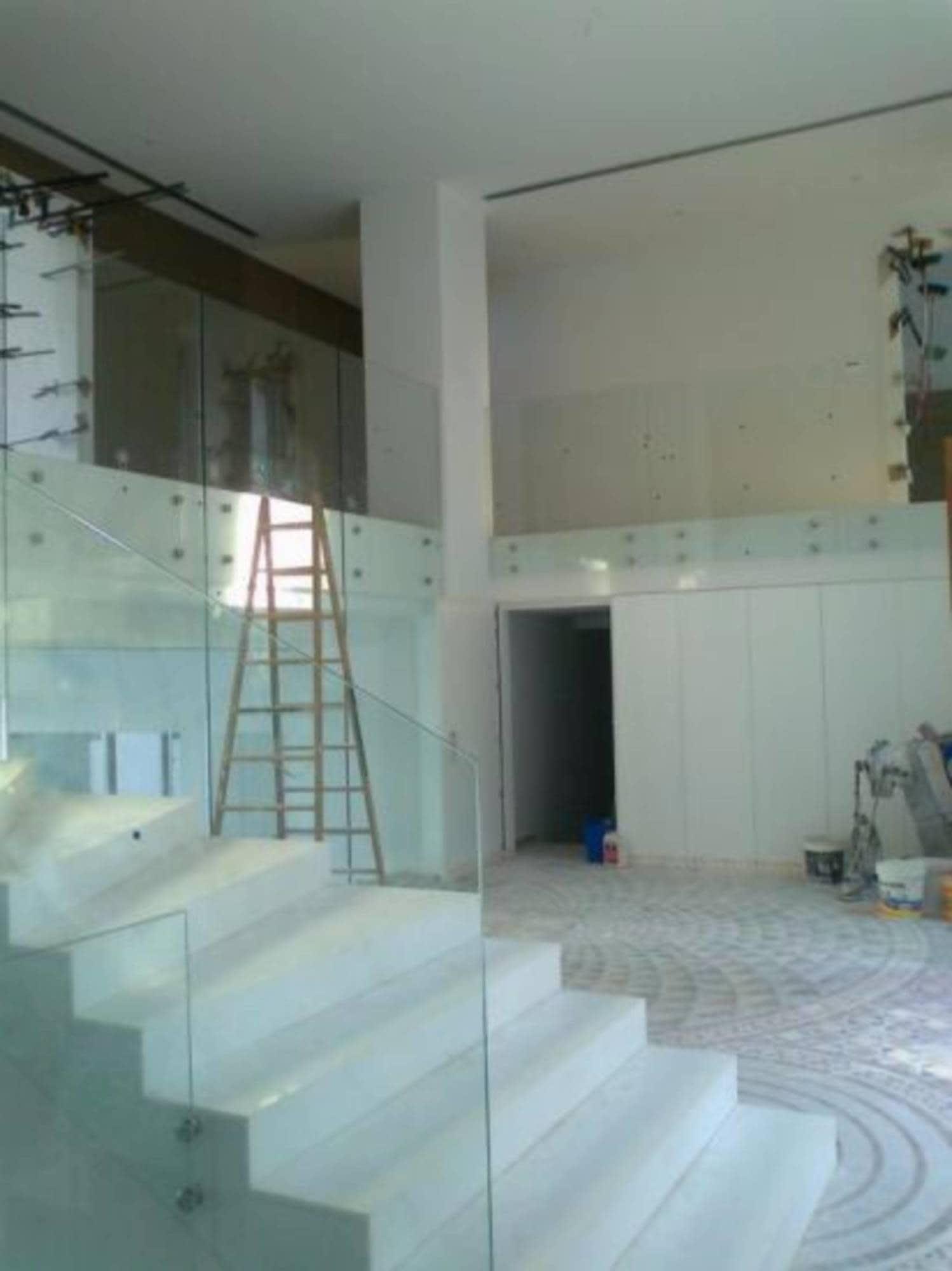 Barandillas Y Escaleras Acristalamientos En Valencia ~ Barandillas De Cristal Para Escaleras Interiores