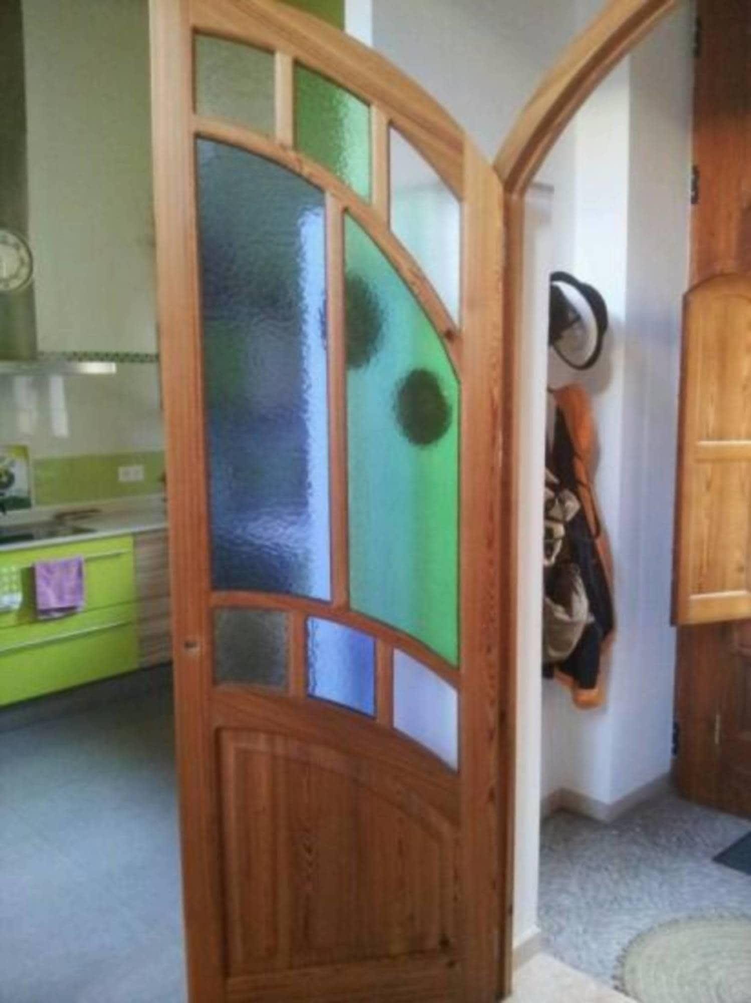Decorados Puertas de interior | Acristalamientos en Valencia