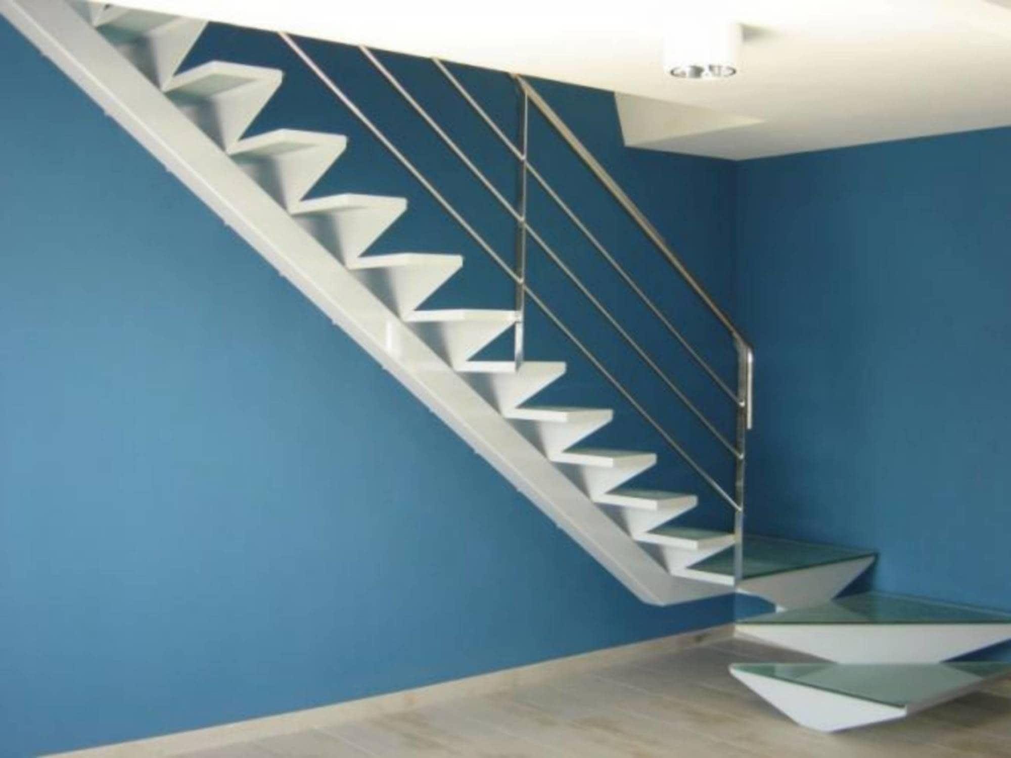 Escaleras Y Barandas Aludimar Carpinter A Met Lica ~ Barandas De Escaleras Interiores