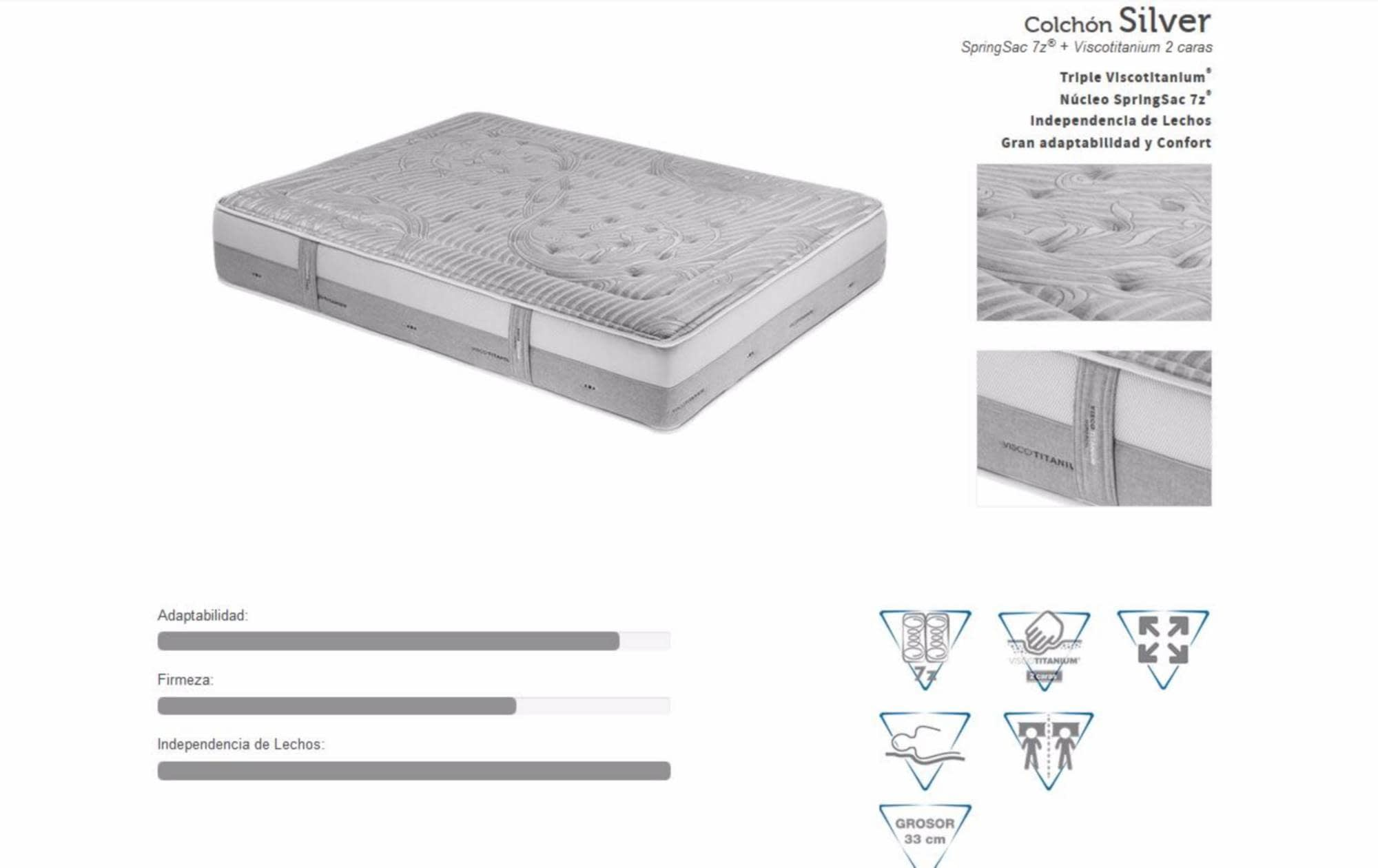 Colchones | Muebles Bazán | Tienda de muebles en Prado del Rey