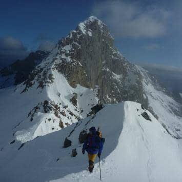 Alpinismo en Asturias