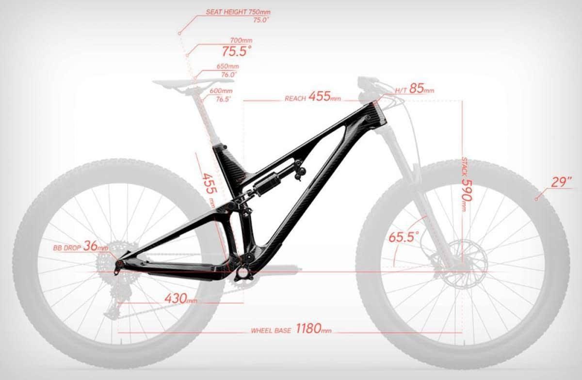 10 Claves Para Entender La Geometría De Una Bicicleta 2 Sports