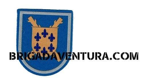 Parche Legión Española 4º Tercio | Brigada Ventura | Venta de equipación  militar y de seguridad
