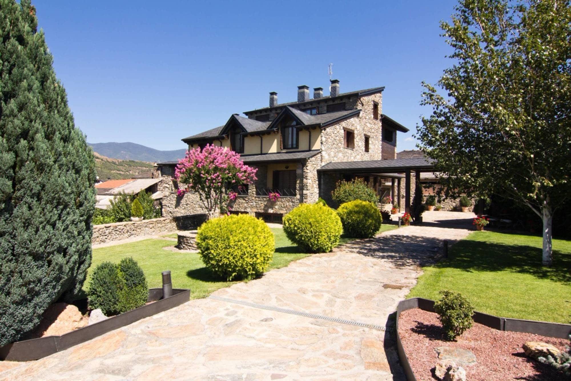 Casa Rural En Los Pirineos Lleida Era De Cal Tomas
