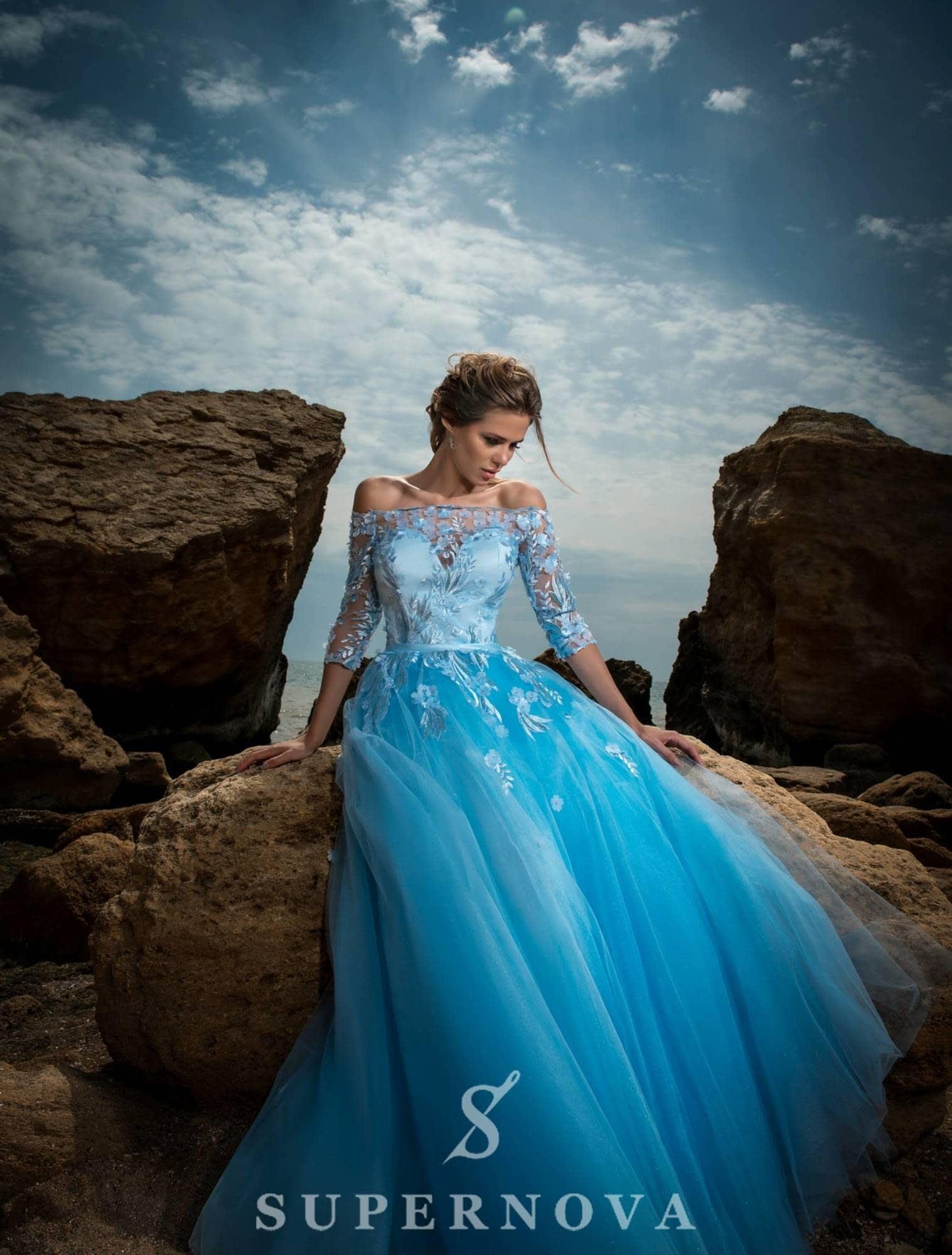 Fiesta Supernova 2018 | B&N | Vestidos de novia en Madrid