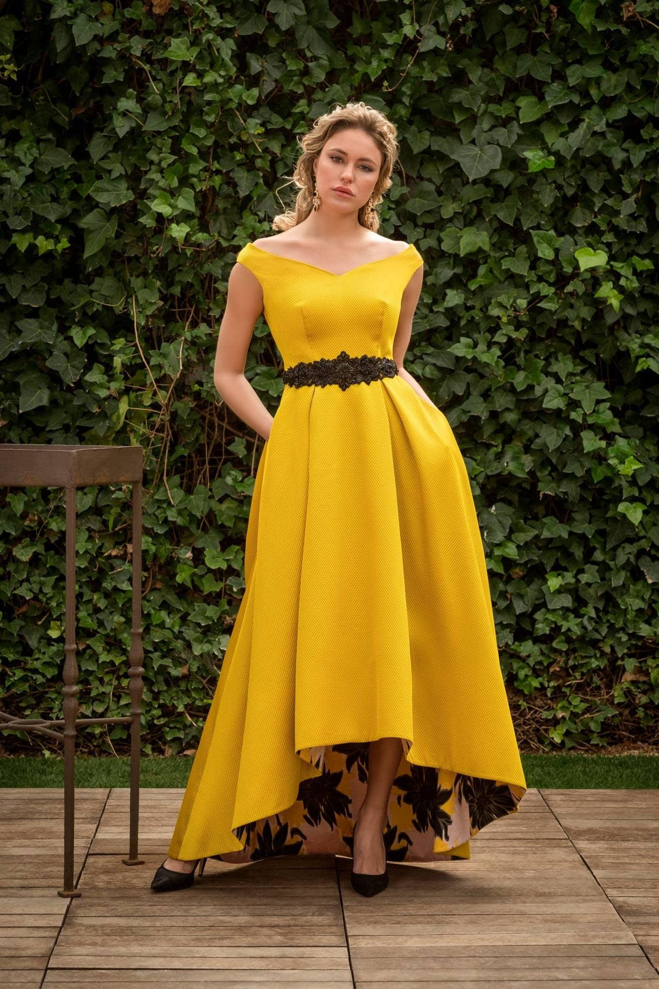 Vestido Noche Tienda De Moda Milagrosa Grimaldi
