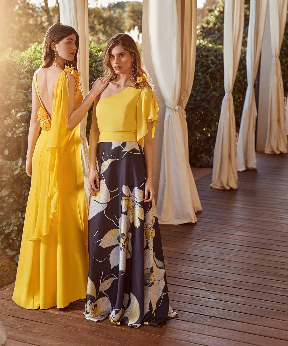 Vestidos ceremonia mujer barcelona