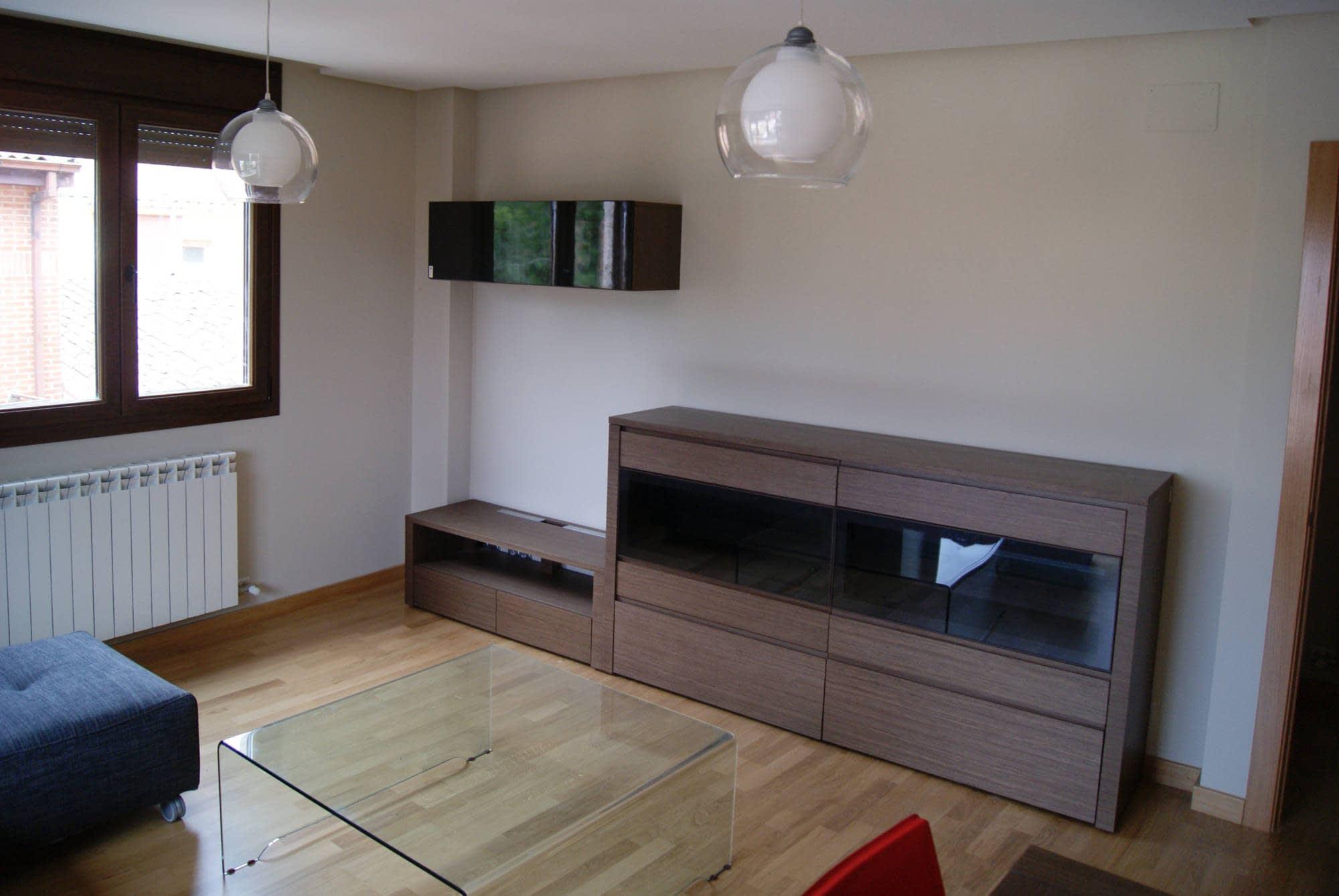 Salon comedor moderno | Muebles y Establecimientos Muñoz S.L