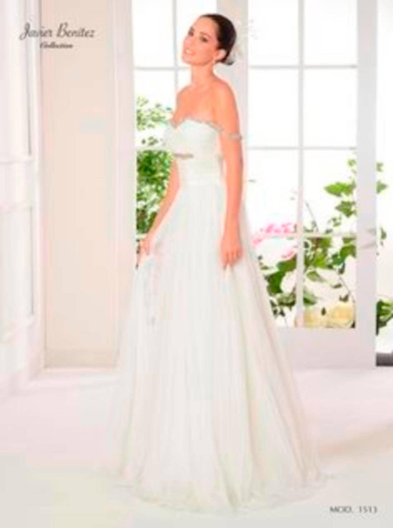 Vestidos de novias y novios