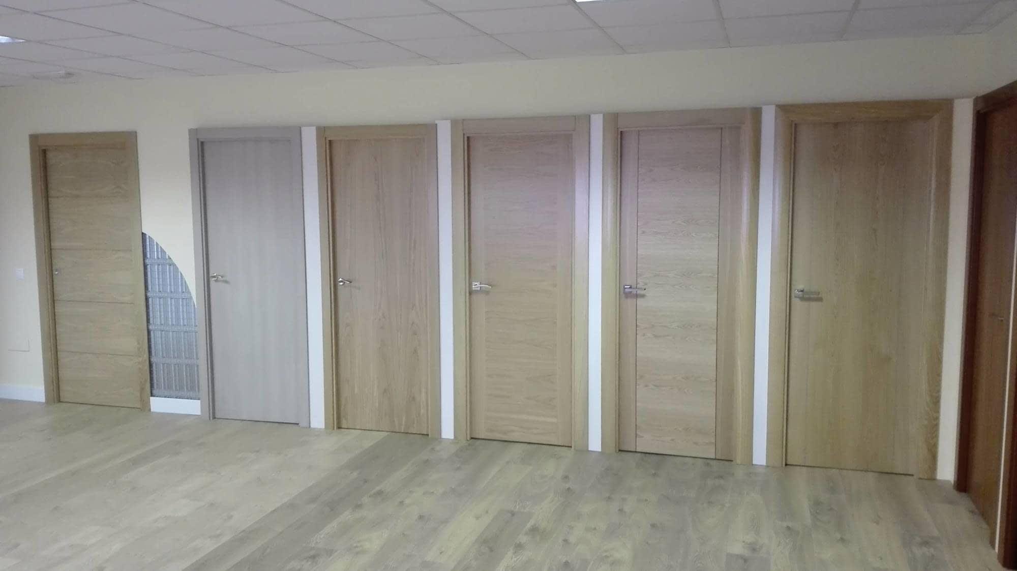 Puertas de madera interiores baratas great puertas clset for Puertas de madera interiores baratas