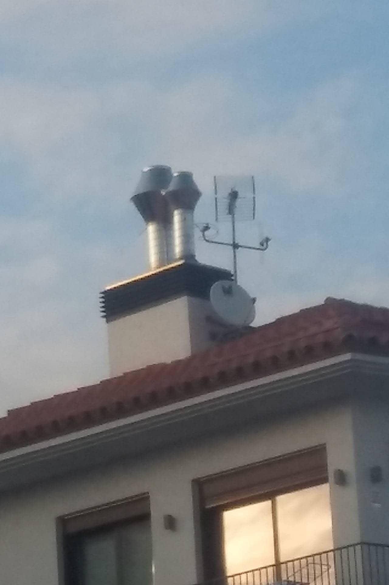 Terminal tipo Jet para extracción de campanas industriales de cocina