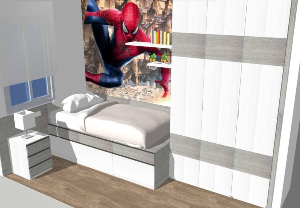 dormitorio infantil | tienda de muebles y decoración en les corts