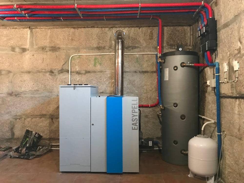 Instalar Calefaccion En Pontevedra Docer