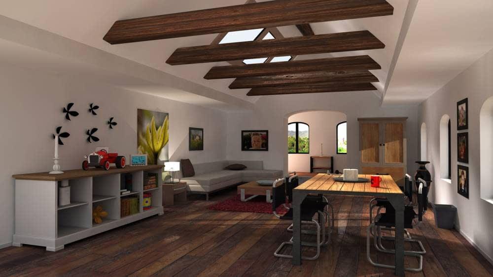 Casa Prefabricadas Carpinteria De Madera En Tenerife Alexdan