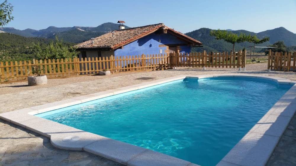 147af436d17b7 Casa Rural con piscina en el Matarraña (Teruel) - Mas de Salvador