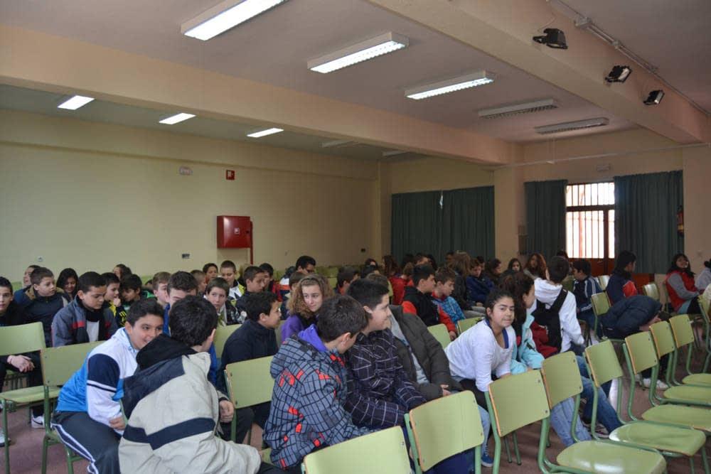 Instituto Jorge Guillen | E.S.O. y bachillerato