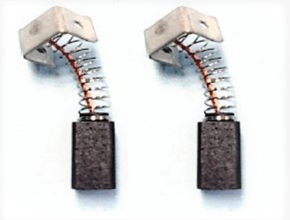 2.4x3.5x4.3 Escobillas de Carb/ón para MAKITA HR2020 taladro 6x9x11mm