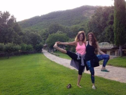 2016 Agosto El Corralon Avila Centro De Yoga En Asturias